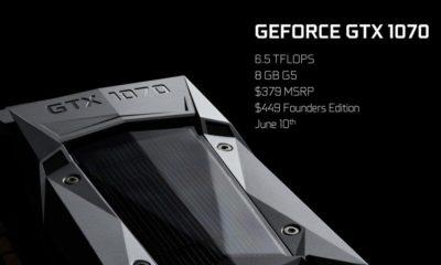 Las GTX 1070 son ahora más caras que las GTX 1080, te contamos por qué 60
