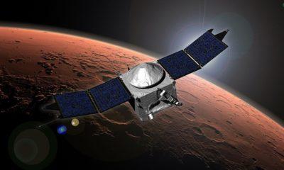 Tres descubrimientos muy importantes sobre Marte que debemos a MAVEN 30