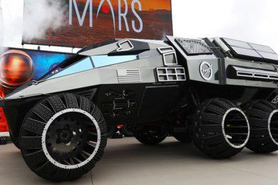 La NASA presenta su nuevo prototipo Mars Rover
