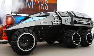 La NASA presenta su nuevo prototipo Mars Rover 29