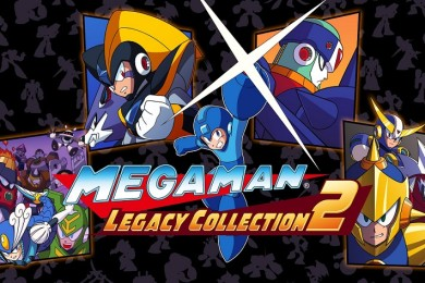Mega Man Legacy Collection 2 anunciado, llega en agosto