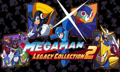 Mega Man Legacy Collection 2 anunciado, llega en agosto 34