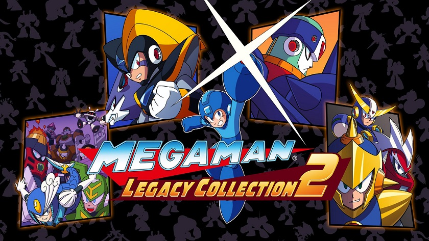 Mega Man Legacy Collection 2 anunciado, llega en agosto 29