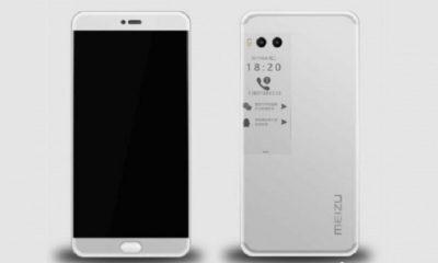 Imagen del Meizu Pro 7 con pantalla de tinta electrónica 50