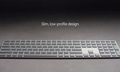 Microsoft Modern Keyboard, nuevo teclado con lector de huellas integrado 30