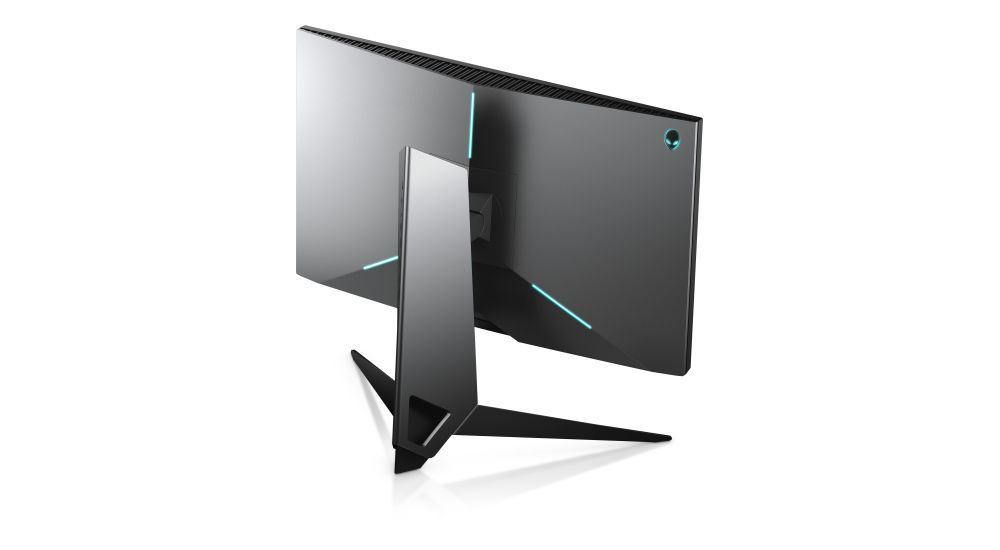 Dell presenta monitores Alienware para juegos 32