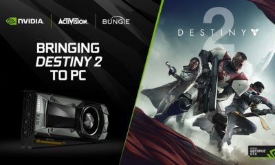 NVIDIA regalará Destiny 2 con la compra de una GTX 1080 o GTX 1080 TI 66