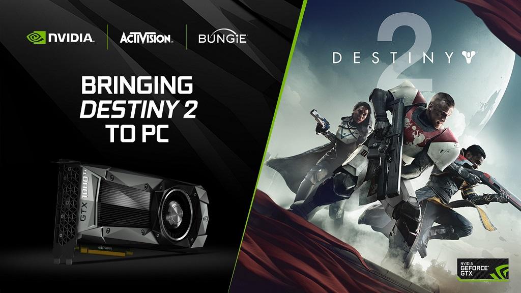 NVIDIA regalará Destiny 2 con la compra de una GTX 1080 o GTX 1080 TI 31