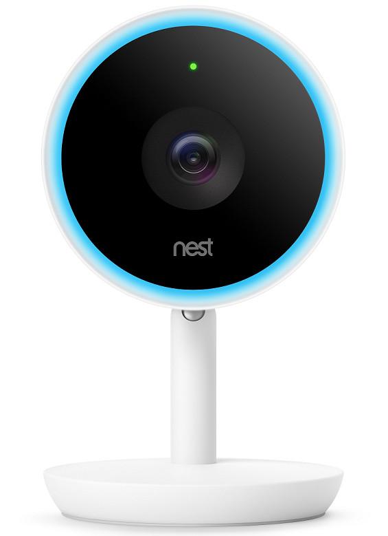 Nueva cámara de seguridad inteligente, Nest Cam IQ 35