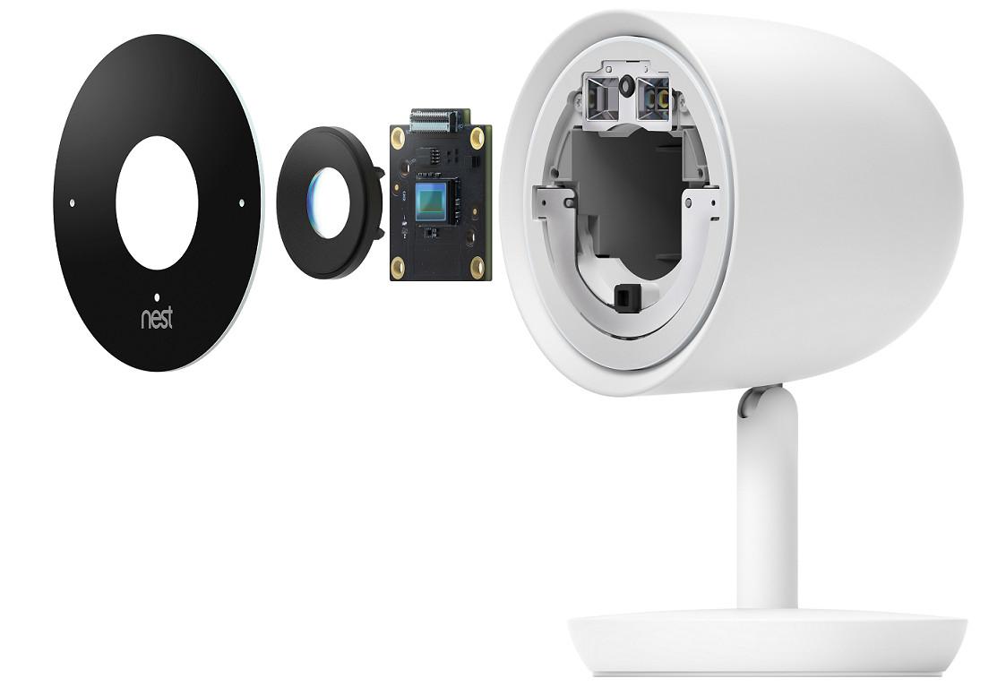 Nueva cámara de seguridad inteligente, Nest Cam IQ 37
