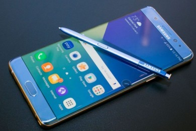Precio del Galaxy Note 7 restaurado, más caro de lo que imaginábamos