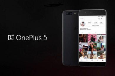 El OnePlus 5 hace trampa en pruebas de rendimiento
