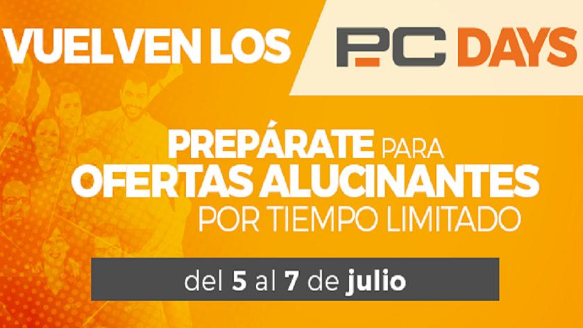 PCComponentes vuelve a la carga con las mejores ofertas en los PCDays 30