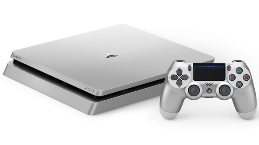 PS4 Gold y PS4 Silver