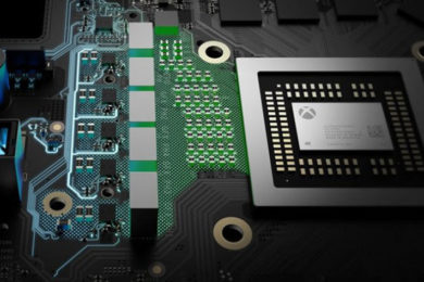 """Proyecto Scorpio ¿Ha """"escondido"""" MS el nombre y lanzamiento de la consola en un tráiler?"""