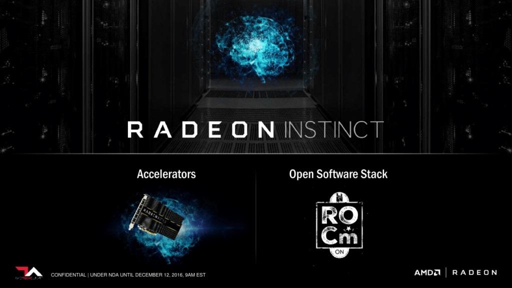 AMD sube el listón con las nuevas soluciones Radeon Instinct 29