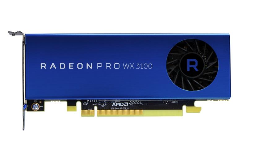 AMD anuncia las nuevas Radeon Pro WX 2100 y WX 3100 28
