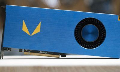 La Radeon Vega Frontier Edition supera a la GTX TITAN Xp 75
