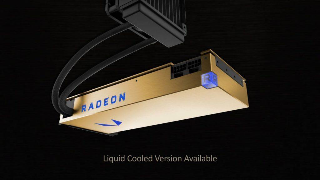 Listadas en precompra las Radeon Vega Frontier Edition 29