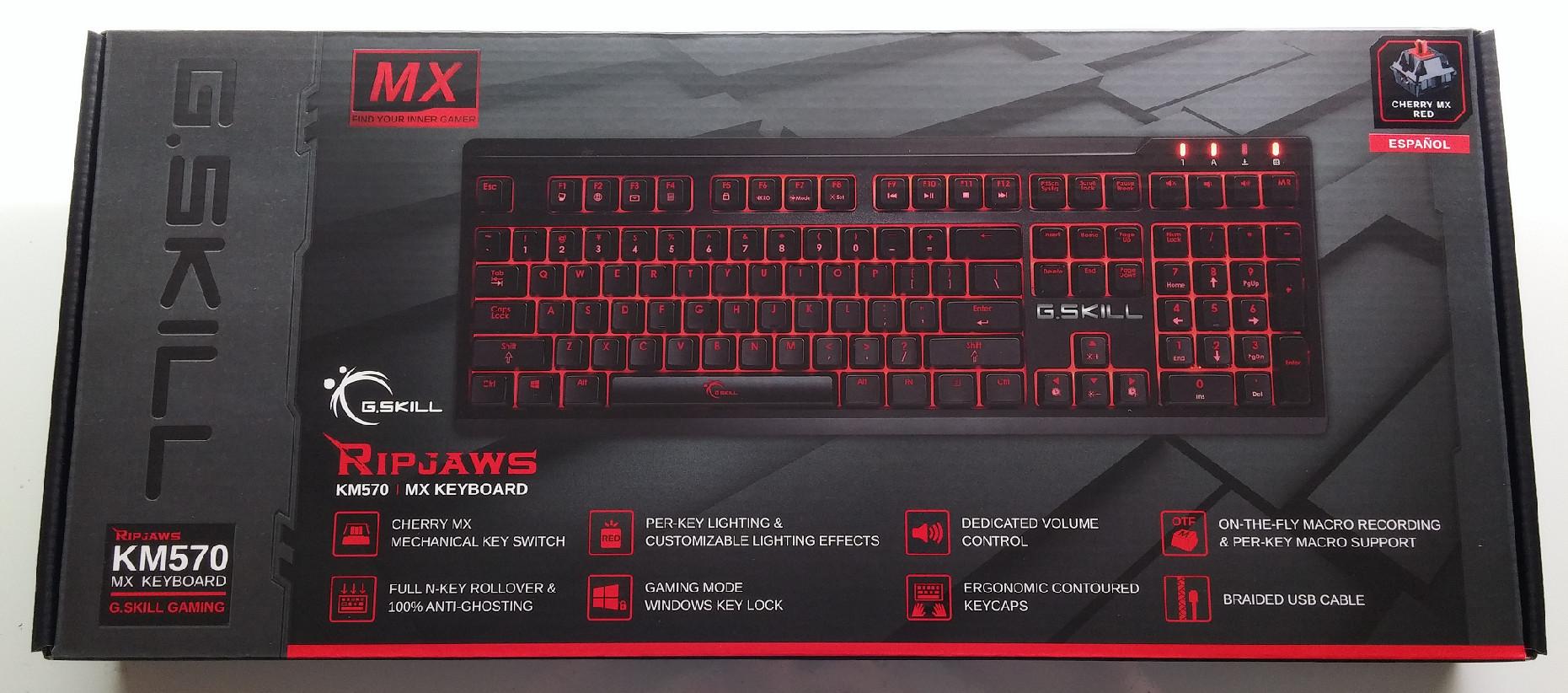 Ripjaws KM570 MX