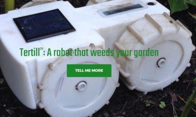 El creador de Roomba prepara una versión adaptada al jardín 54