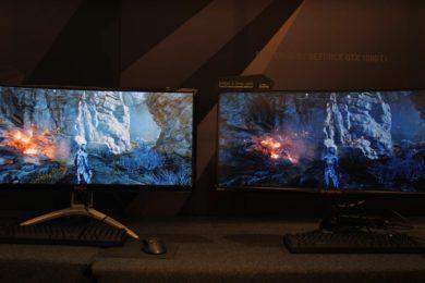 NVIDIA empeoró adrede una demo en SDR para beneficiar al HDR