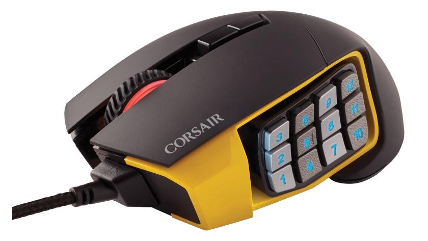 Corsair Scimitar PRO RGB, análisis 30