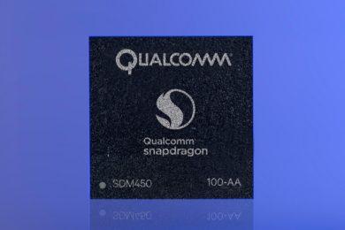 Qualcomm anuncia el nuevo Snapdragon 450, todo lo que debes saber