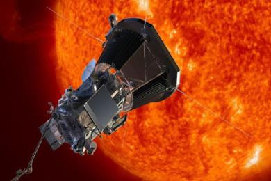 Sonda Solar Parker, la primera que se acercará al Sol sin quemarse