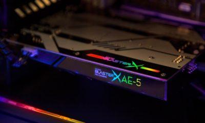 Creative anuncia la Sound BlasterX AE-5, sonido de calidad y luces LED 58