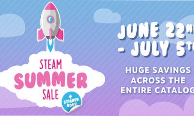 rebajas de verano de Steam