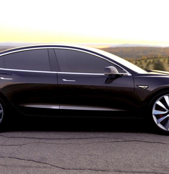 """Nuevas imágenes del Tesla Model 3, un modelo """"económico"""" 34"""