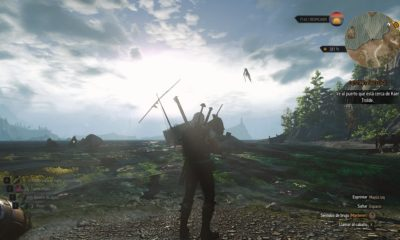 The Witcher 3 en primera persona luce así de bien 63
