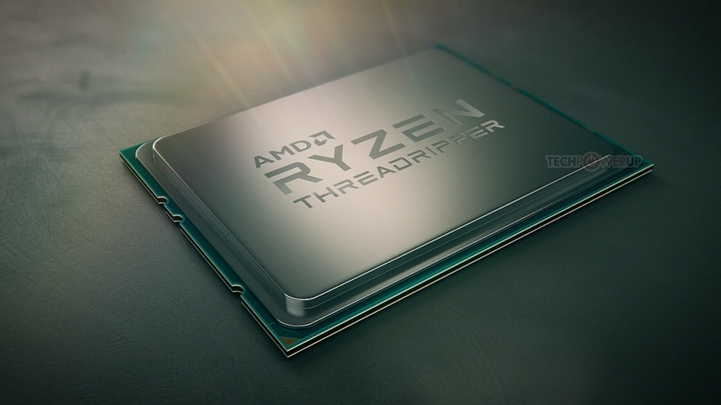 Primera imagen oficial de ThreadRipper de AMD, tiene un tamaño enorme 29