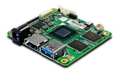 UP Core, así es el rival de Raspberry Pi con Windows y CPU Intel 82