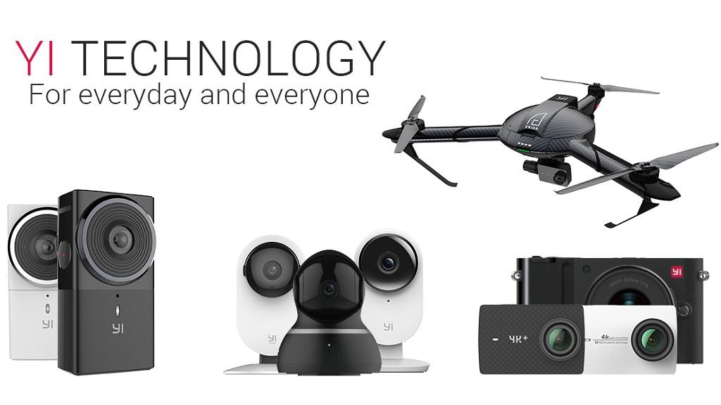 YI Technology prepara cámara de RV 180 grados compatible con Google Daydream 31