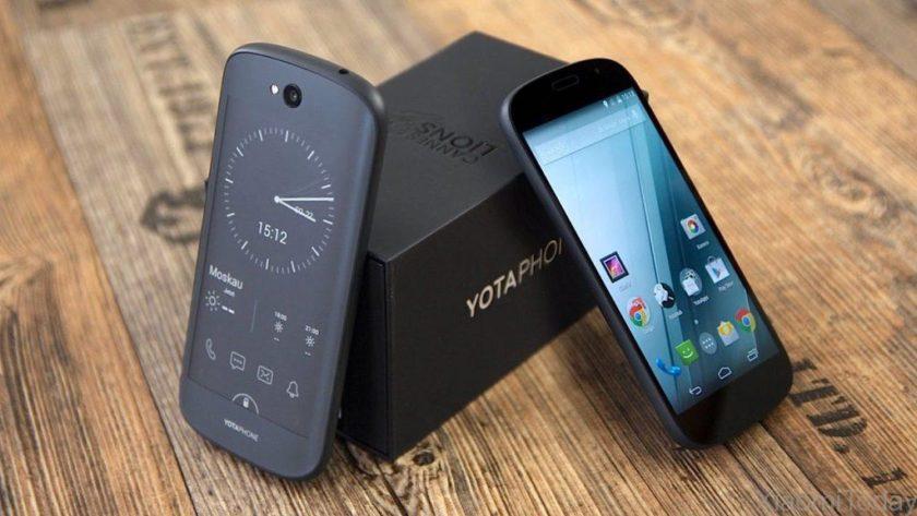 El YotaPhone 3 está en camino, su precio rondará los 350 dólares