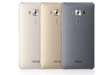 ASUS prepara el lanzamiento de seis nuevos smartphones ZenFone