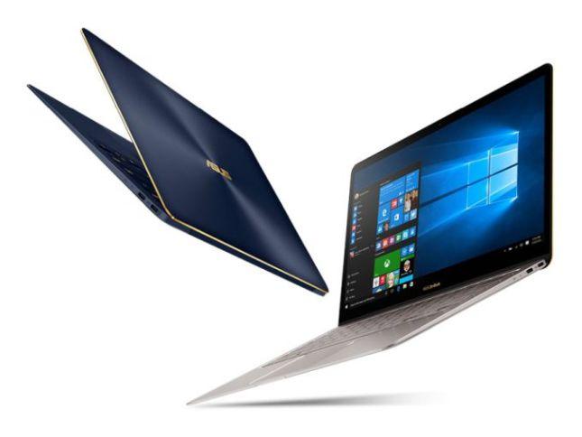 ASUS comercializa el ultraportátil Zenbook 3 Deluxe 32