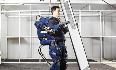 Desarrollan algoritmo para adaptar exoesqueletos a distintas personas 38