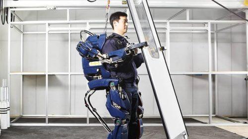 Desarrollan algoritmo para adaptar exoesqueletos a distintas personas