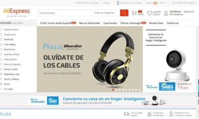 España es el segundo país que más encargos realiza a AliExpress 35