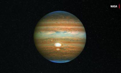 """No te pierdas este impresionante """"vídeo"""" de Júpiter 89"""