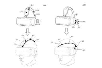 Samsung patenta sistema de desbloqueo de smartphones con la cabeza