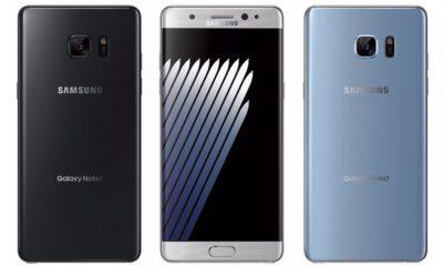 El Galaxy Note 7 restaurado llegará el 7 de julio, precio 47