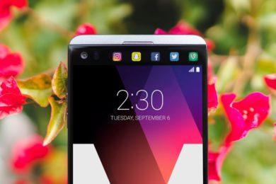 LG quiere adelantarse a Samsung con el LG V30 y el G7