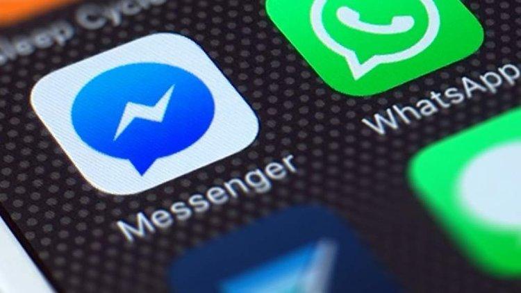 facebook messenger - whatsapp