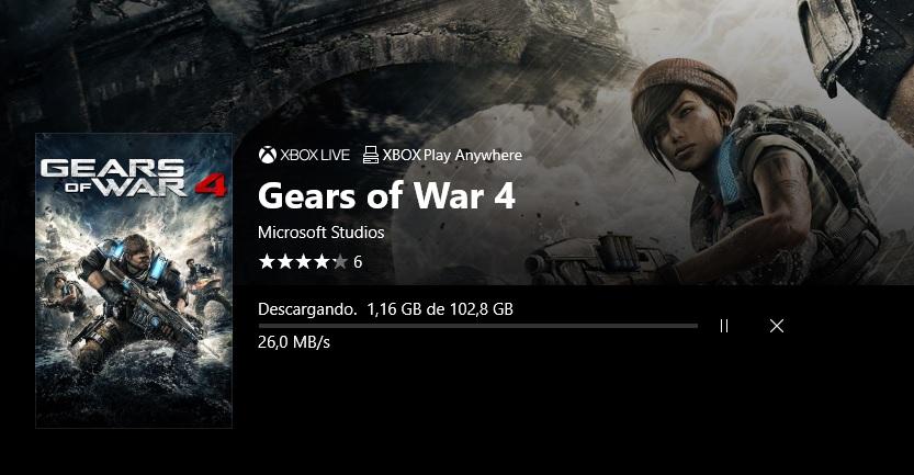 Juega gratis a Gears of War 4 en Xbox One y PC hasta el 15 de junio 32