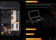 GIGABYTE lanza la AORUS GTX 1070 Gaming Box 34
