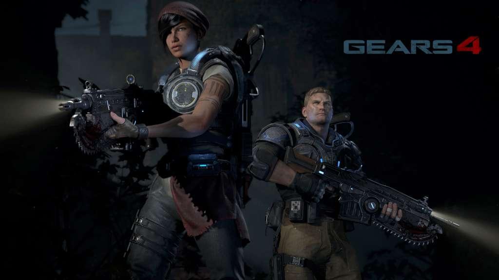 Juega gratis a Gears of War 4 en Xbox One y PC hasta el 15 de junio 30